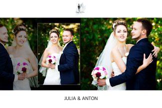 Ein Hochzeitsfotograf aus Leidenschaft und ein Videograf mit Liebe zum Detail