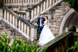 Hochzeitsfotograf Kassel – Hochzeitsfotos an der Orangerie